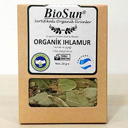 BioSun Organik Ihlamur  Yaprak ve Çiçek  20g