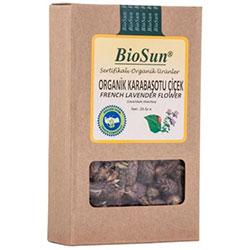 BioSun Organik Karabaşotu (Çiçek) 25gr