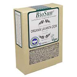 BioSun Organik Lavanta (Çiçek) 50gr