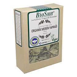 BioSun Organik Mersin Yaprağı 25gr