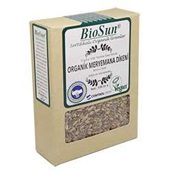 BioSun Organik Meryemana Dikeni Tohumu (Tane) 100gr