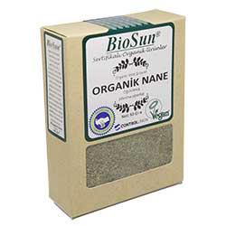 BioSun Organik Nane (Öğütülmüş) 50gr