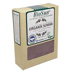 BioSun Organik Sumak 100gr