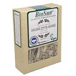 BioSun Organik Zeytin Yaprağı 25g