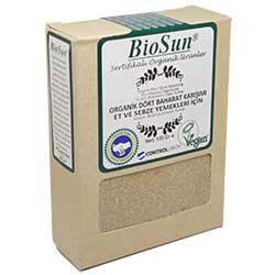 BioSun Organik Baharat Karışımı (Et ve Sebze Yemekleri İçin) 100gr