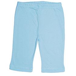 Canboli Organik Bebek Pantolon (Açık Mavi, 3-6 Ay)