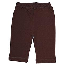 Canboli Organik Bebek Pantolon (Kahverengi, 0-3 Ay)