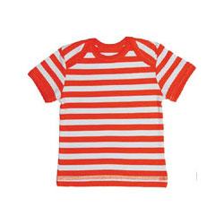 Canboli Organik Bebek Kısa Kollu T-shirt