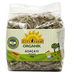 City Farm Organik Adaçayı 50gr