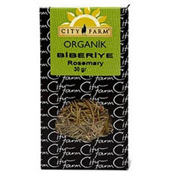 City Farm Organik Biberiye 30gr