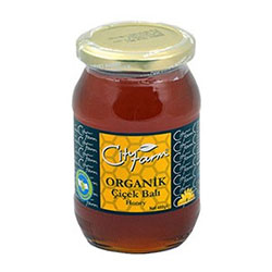 Cityfarm Organic Flower Honey 480g
