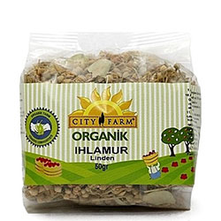 City Farm Organik Ihlamur 50gr