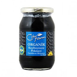 Cityfarm Organic Carob Molasses 450g