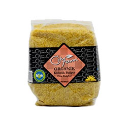 City Farm Organik Köftelik Bulgur 500gr
