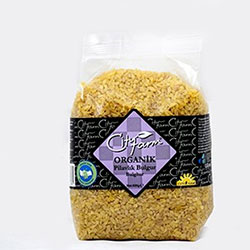 City Farm Organik Pilavlık Bulgur 500gr