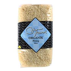 Cityfarm Organik Pirinç 1Kg