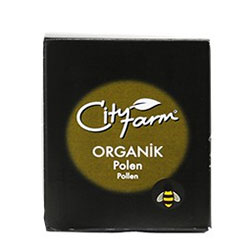 City Farm Organik Polen 130gr