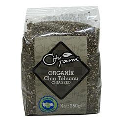 Cityfarm Organik Chia Tohumu 250gr