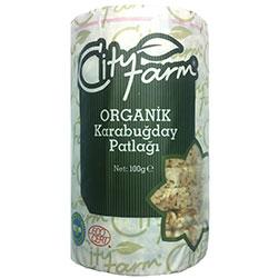 City Farm Organik Karabuğday Patlağı 100gr