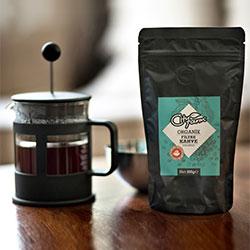 Cityfarm Organik Filtre Kahve  Kolombiya  200g