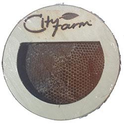 City Farm Organik Karakovan Petek Bal (KG)