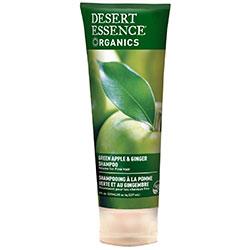 Desert Essence Organik Şampuan (Yeşil Elma ve Zencefil) 237ml