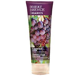 Desert Essence Organik Şampuan (Kırmızı İtalyan Üzümü) 237ml