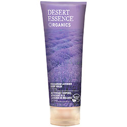 Desert Essence Organik Duş Jeli (Bulgar Lavantası) 237 ml