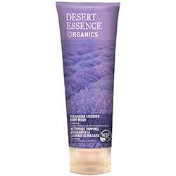 Desert Essence Organik Duş Jeli (Baharatlı Vanilya Çayı) 237 ml