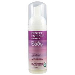 Desert Essence Organik Bebek Saç ve Vücut Şampuanı 170ml