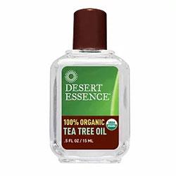 Desert Essence Organik Çay Ağacı Yağı 15ml