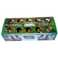Dimetta Organik Yumurta 10 adet