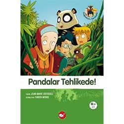 Doğa Dostu Kardeşler 1: Pandalar Tehlikede  Jean-Marie Defossez
