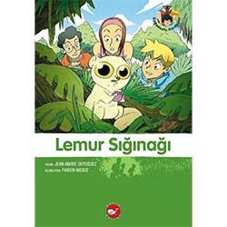 Doğa Dostu Kardeşler 10: Lemur Sığınağı  Jean-Marie Defossez