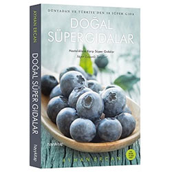 Doğal Süper Gıdalar (Ayhan Ercan, Hayy Kitap)