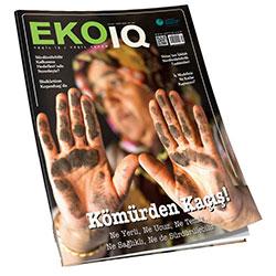 EKOIQ Yeşil İş ve Yaşam Dergisi  Eylül-Ekim 2016