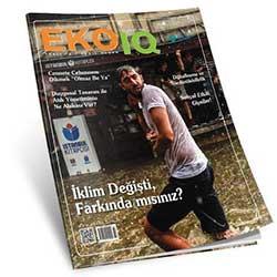 EKOIQ Yeşil İş ve Yaşam Dergisi  Eylül - Ekim 2017