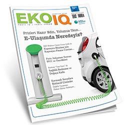 EKOIQ Yeşil İş ve Yaşam Dergisi  Haziran 2016