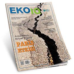 EKOIQ Yeşil İş ve Yaşam Dergisi  Kasım - Aralık 2016