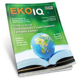 EKOIQ Yeşil İş ve Yaşam Dergisi  Kasım - Aralık 2017