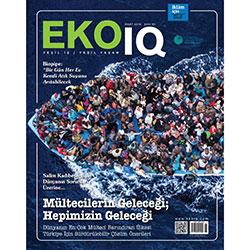 EKOIQ Yeşil İş ve Yaşam Dergisi  Mart 2016