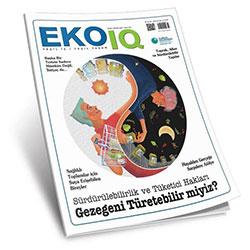 EKOIQ Yeşil İş ve Yaşam Dergisi  Mart - Nisan 2017