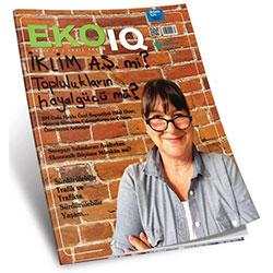 EKOIQ Yeşil İş ve Yaşam Dergisi  Mayıs 2016