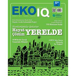 EKOIQ Yeşil İş ve Yaşam Dergisi  Nisan 2016