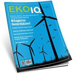EKOIQ Yeşil İş ve Yaşam Dergisi  Temmuz 2016