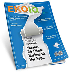 EKOIQ Yeşil İş ve Yaşam Dergisi  Temmuz - Ağustos 2017
