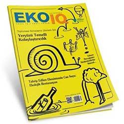 EKOIQ Yeşil İş ve Yaşam Dergisi  Eylül - Ekim 2018