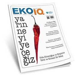 EKOIQ Yeşil İş ve Yaşam Dergisi  Kasım-Aralık 2018