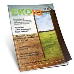 EKOIQ Yeşil İş ve Yeşil Yaşam Dergisi  Temmuz - Ağustos 2018