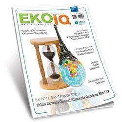 EKOIQ Yeşil İş ve Yaşam Dergisi  Ekim 2015